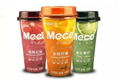 《仅6个月营收2亿,解锁Meco蜜谷果汁茶爆红背后的品牌营销》