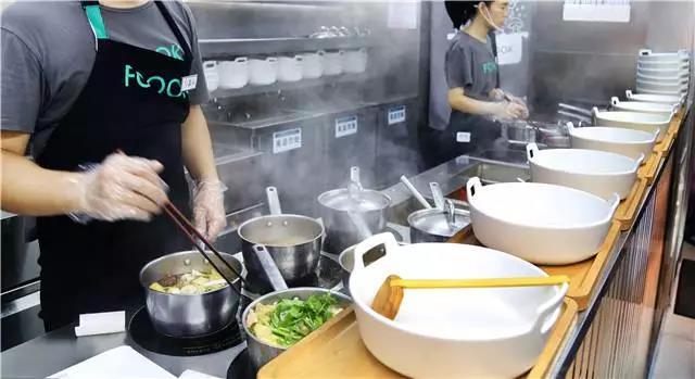 商业增长:麻辣烫打造智慧餐厅场景