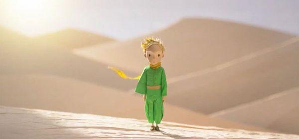 随着年岁的增长,越发喜欢简单的东西——《小王子》