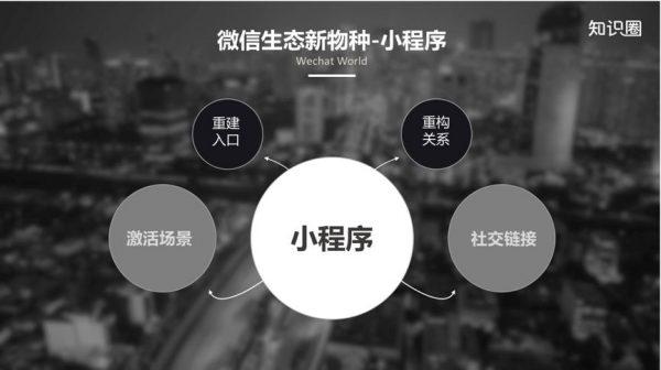 知识圈CEO孙大伟:小程序+教育背景下的颠覆性增长机会