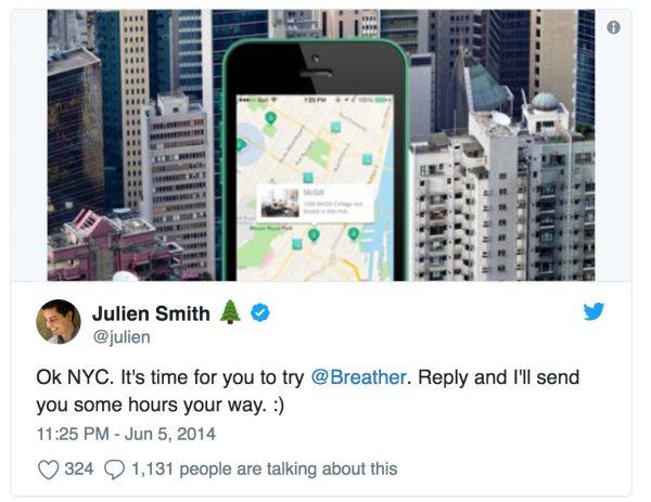 Breather CEO:我如何通过增长黑客策略让公司成功起步?