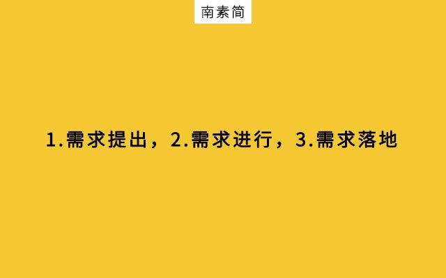 """甲方与乙方,""""拔河式""""需求对接 南素简"""