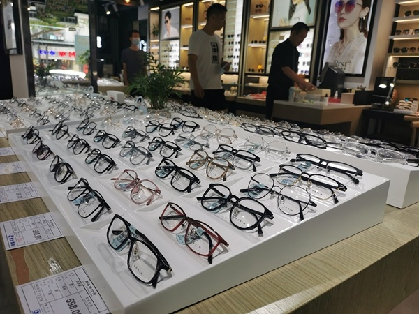 眼镜市场爆发式增长 专业化、数字化成新趋势