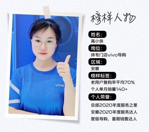 安徽高小侠:用户运营4招,70%以上老顾客再购买 vivo大本营