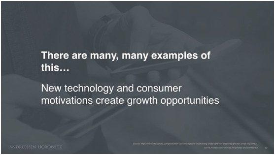 Andrew Chen:技术在变,不变的是消费者
