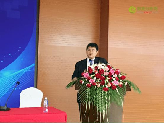王叁寿:雄安新区发展数字经济可以快速聚集产业人气