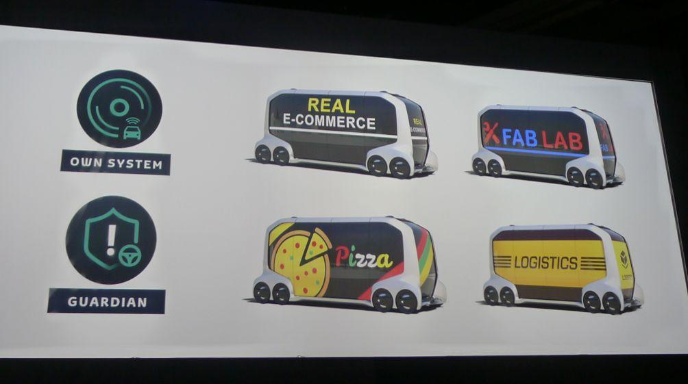 """丰田正式宣布自己""""不再是汽车厂""""!给出的对手名单:谷歌、苹果、Facebook"""