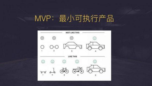 我对最小可行性产品MVP的重新理解